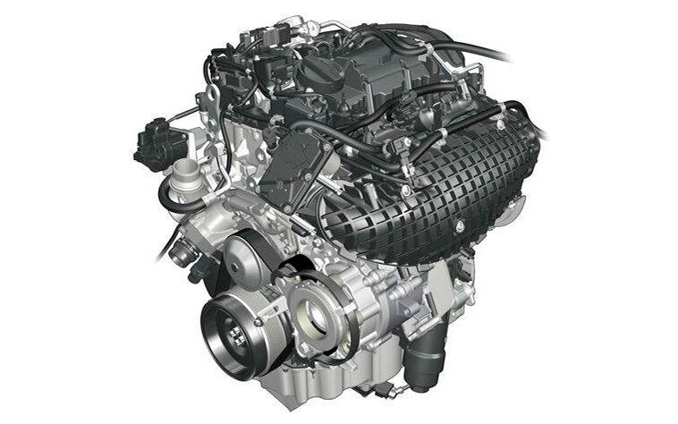 Двигатель BMW B38