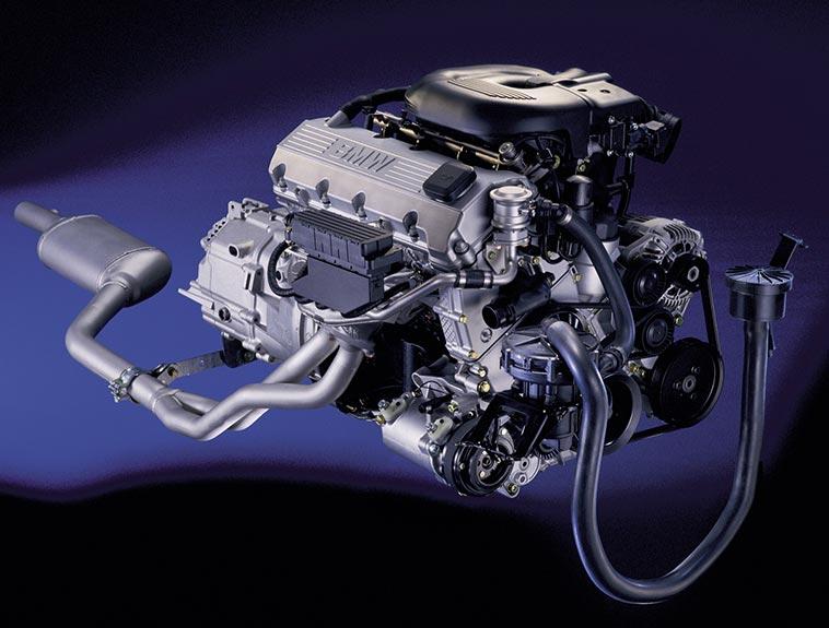 Двигатель BMW M43